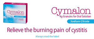 Cymalon Granules for Oral Solution offer effective relief for women from the symptoms of cystitis, which is why it is one of the most popular cystitis remedies in the UK