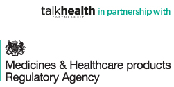 talkhealth in partnership with MHRA