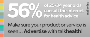 talkhealth advertise with us