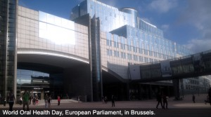 World Oral Health Day, European Parliament, in Brussels, BDHF