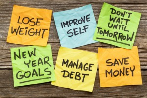 Do you stick to your New Year's Resolutions?
