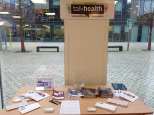 talkhealth's stand