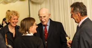 William Frankland MBE and Dr Pamela Ewan