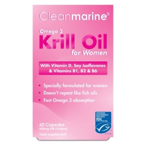 Cleanmarine Krill Oil for Women