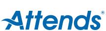 Attends Logo