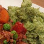 Brocolli & Cauliflower Mash