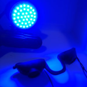 Rosy JulieBC - LED Blue light therapy for rosacea