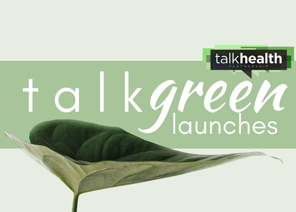 talkgreen lauches!