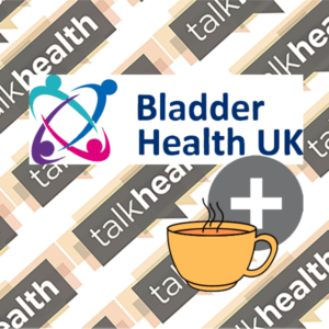 bladder health coffee morning