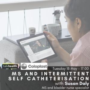 MS and self catheterisation